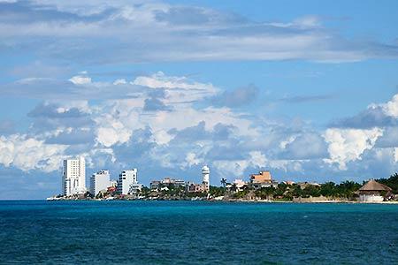 Cozumel Island San Miguel De Cozumel Virtourist Com