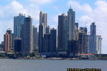 Hotels In Panama City Financial District
