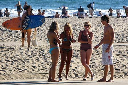 Los Angeles Venice Beach Virtourist Com