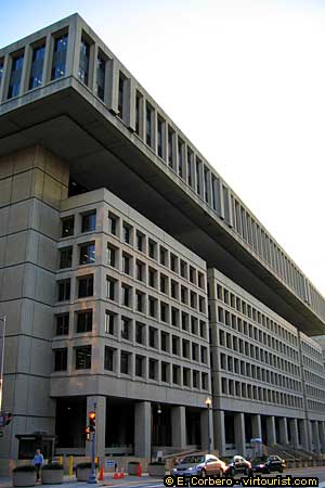 Fbi Headquarters Dc Tours