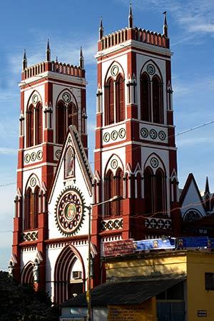 Pondicherry India VIRTOURIST COM PONDICHERRY