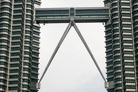 Petronas Twin Towers,