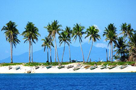 MALAPASCUA ISLAND, Philippines. VIRTOURIST.COM MALAPASCUA