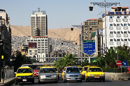 Damascus Syria Virtourist Com Damascus