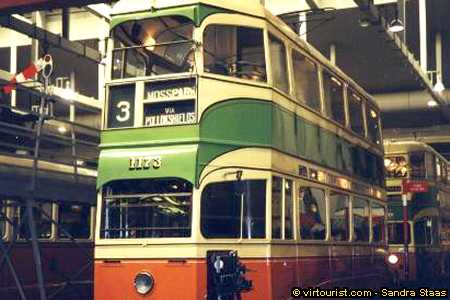 Glasgow, Museum of Transport