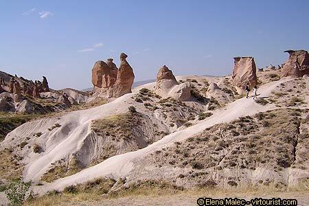 Cappadocia, Devrent valley . VIRTOURIST.COM