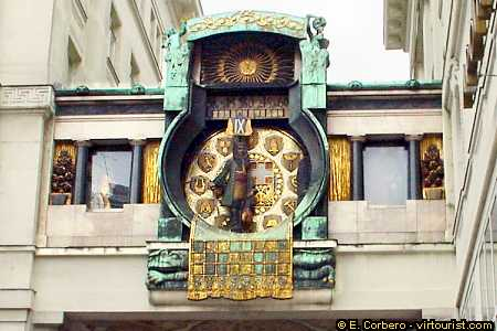 Vienna Anker Clock Virtourist Com